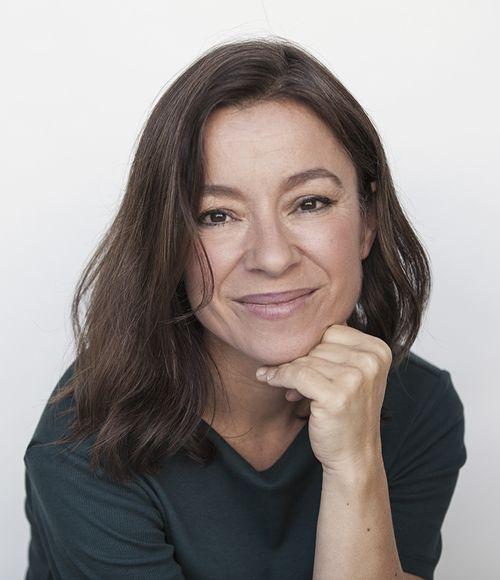 Marta Zabaleta retrato